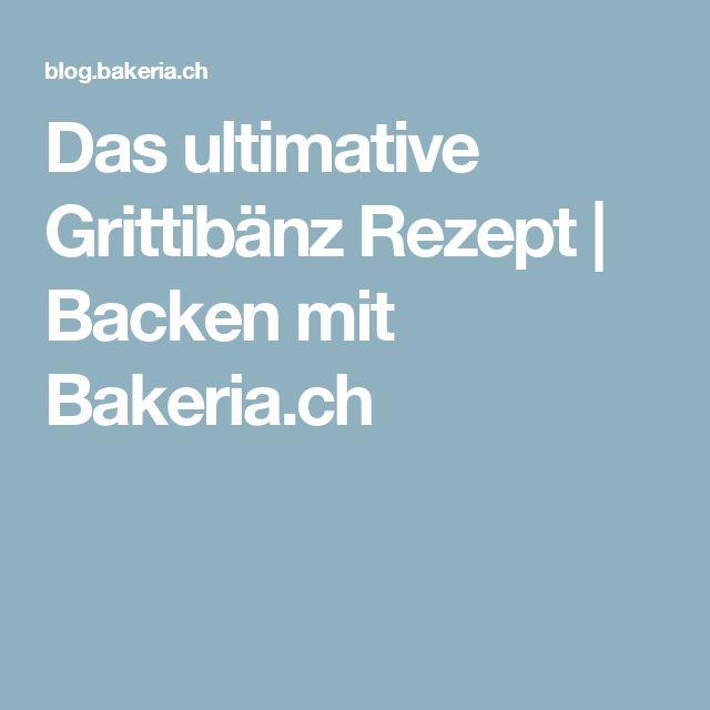 Das ultimative Grittibänz Rezept | Backen mit Bakeria.ch