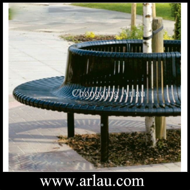 34 best tree benches images on pinterest tree bench tree seat and outdoor ideas Circular tree bench