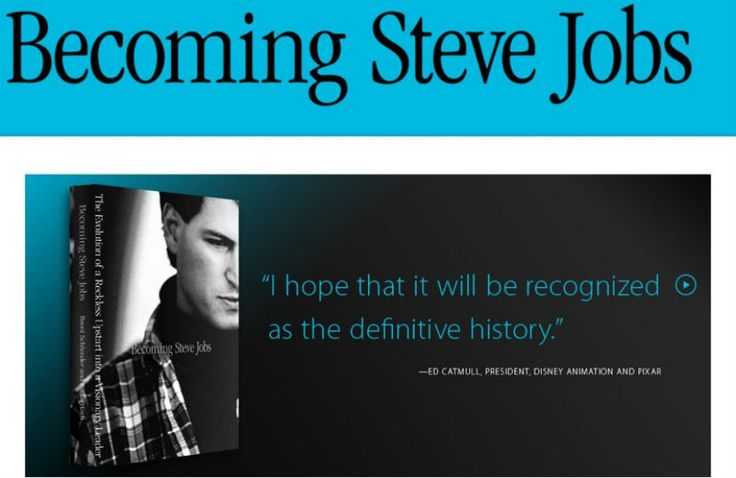 'Becoming Steve Jobs' de Brent Schlender and Rick Tetzeli, llegará el 24 de marzo con muchas historia.