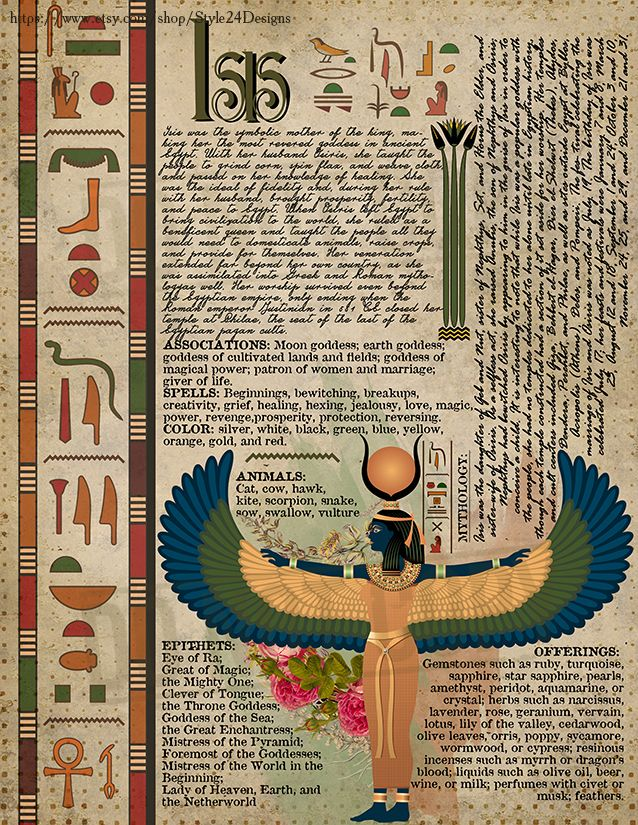 Ancient Egyptian Gods And Goddesses 2 Book Of Shadow Printable Pages Bos Sheets Digital Download Wiccan Mythology Deities For Spells In 2020 Ancient Egyptian Gods Egyptian Gods Ancient Egyptian Art