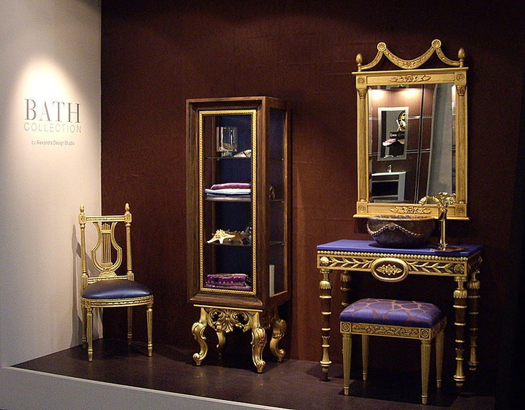 Mueble clásico de alta decoración española – luxury spanish finest furniture and interior design