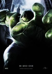 Hulk is a 2003 superhero film based on the fictional Marvel Comics character of…