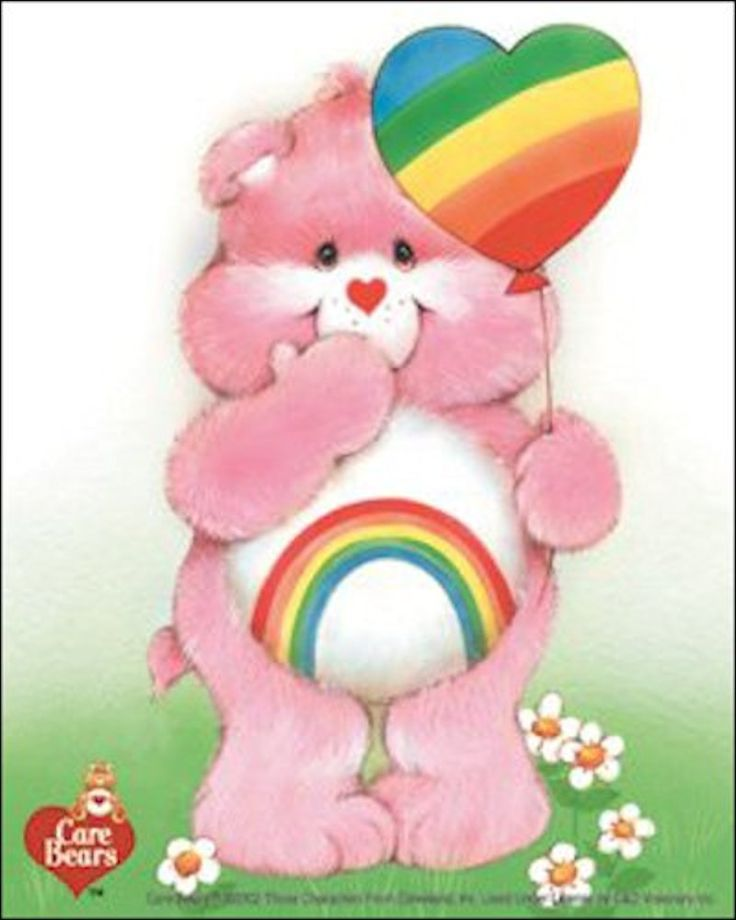 Cheer Bear, Sticker #carebears