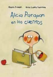 """De la mano de Jose Ignacio Rico Romero, les presentamos el libro """"Alicia Patapam en los cuentos"""", cuya lectura abordarán estos días para comentar sus impresiones el próximo martes 19 de Noviembre a las 17:00 horas."""