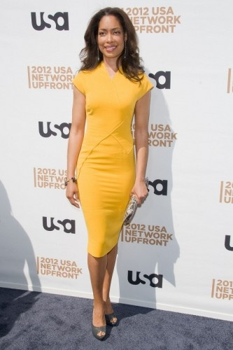 Gina Torres, USA Upfront 2012