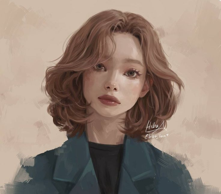 regram _Lucy_ . Drawing was so hard after a long week of studying and no art xD this study was fun and rly helped me get out of artblock! #portrait #p...