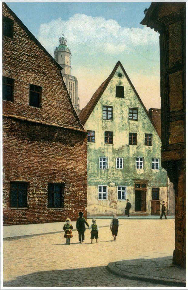 Zdjęcie numer 17 w galerii - Wrocław sprzed stu lat na pocztówkach Maxa Leipelta. Wiele z tych miejsc już nie istnieje [FOTO]
