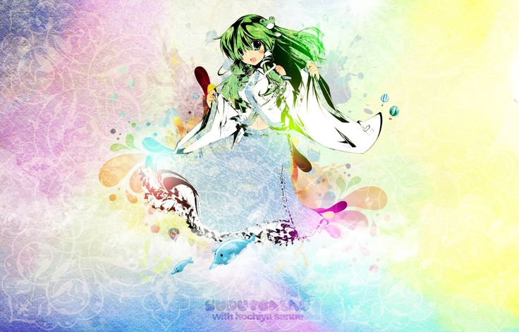 2017-03-24 - touhou picture: images, walls, pics, #1522253