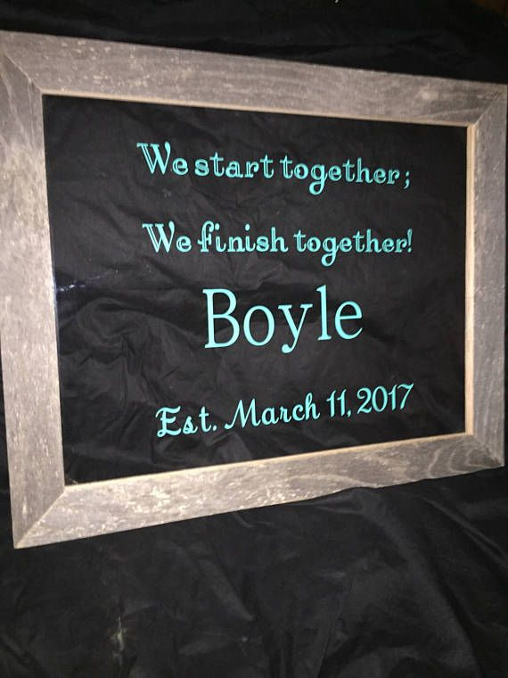 wedding frames   custom vinyl letters  vinyl widow quotes