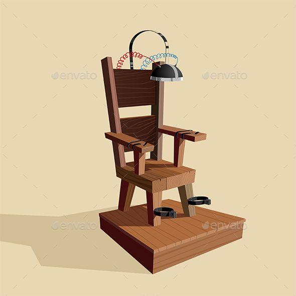 Electric Chair Electric Chair Art Chair Chair