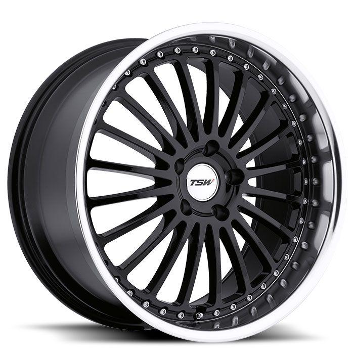 Silverstone Alloy Wheels by TSW