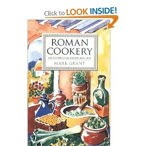 Ancient Roman cookery; a potentially good reference for foods and techniques.