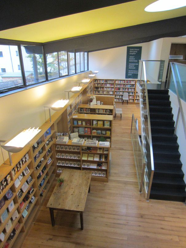 The refurbished Scottish Poetry Library officially re-opens on October 29 with new sound lounges and the world's largest collection of Scottish poetry.