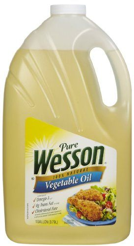 Wesson Vegetable Oil - 128 oz Wesson http://www.amazon.com/dp/B007F1KVX8/ref=cm_sw_r_pi_dp_cXKGvb0GFS9P4