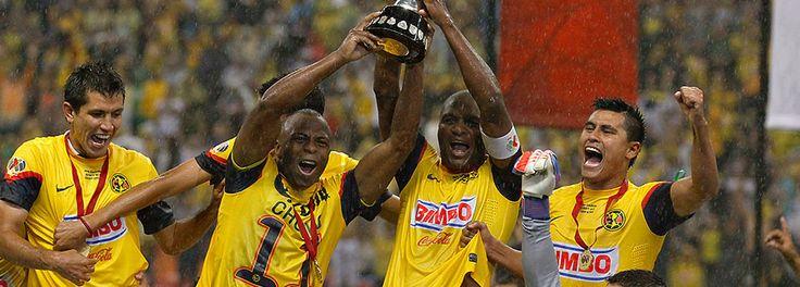 america campeon   AMÉRICA CAMPEÓN   jorge Leon