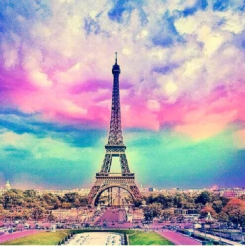 Images Of Eiffel Tower Wallpaper Pink Spacehero