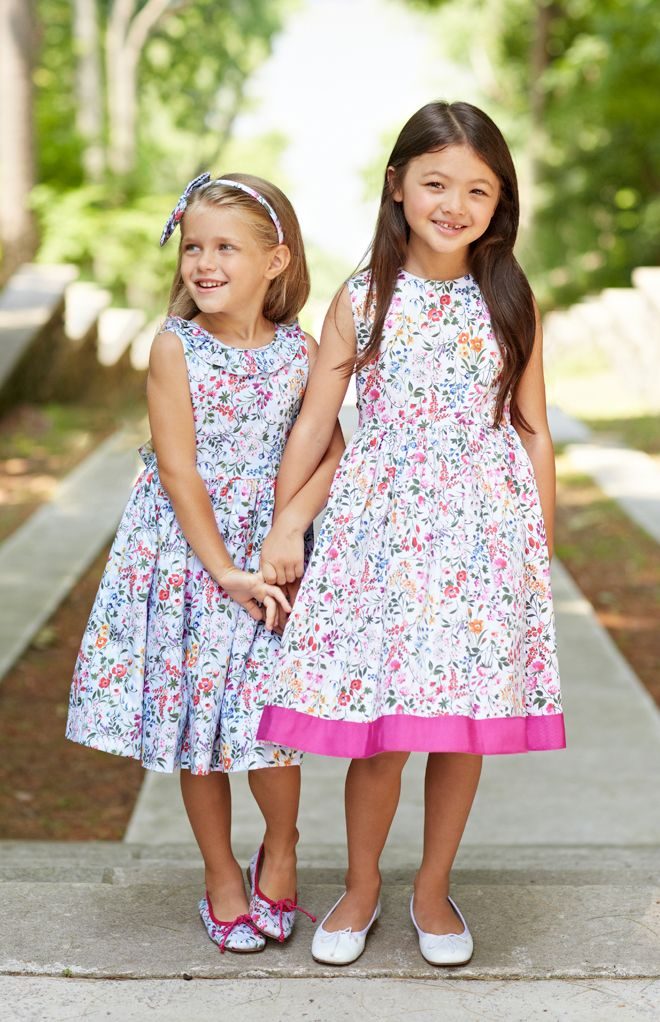 Oscar de la Renta childrenswear - Spring Summer 2015