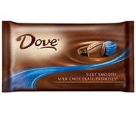 Dove chocolate.  My cure all!