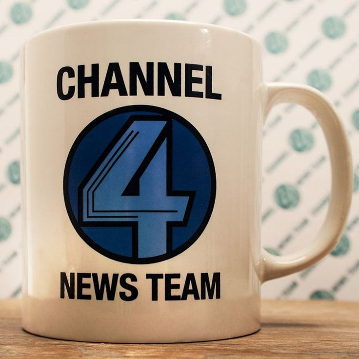 We interrupt our regular broadcast to bring you this important update from the Channel 4 News Team – led by everyone's favorite TV anchorman, Ron Burgundy. Featuring a very familiar News Team's logo on both sides, this high-quality porcelain mug also comes with a cheeky message on the base. It's a bit rude and may make you slightly unpopular with people from southern California. Aside from two tickets to the gun show, or a virtuoso jazz flute performance this is the simplest way to stay…