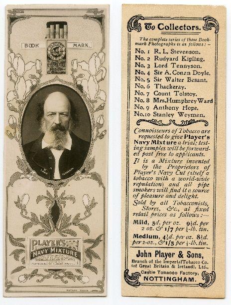 John Players - No3 Lord Tennyson