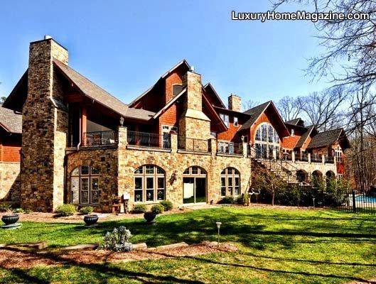 Best Luxury Real Estate Properties Luxury Home Magazine - Charlotte luxury homes