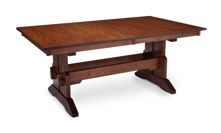 10 Best Simply Amish Trestle Tables Images On Pinterest