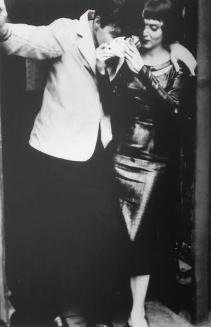 """""""King Creole"""" on set and on Location - Elvis & Carolyn Jones"""