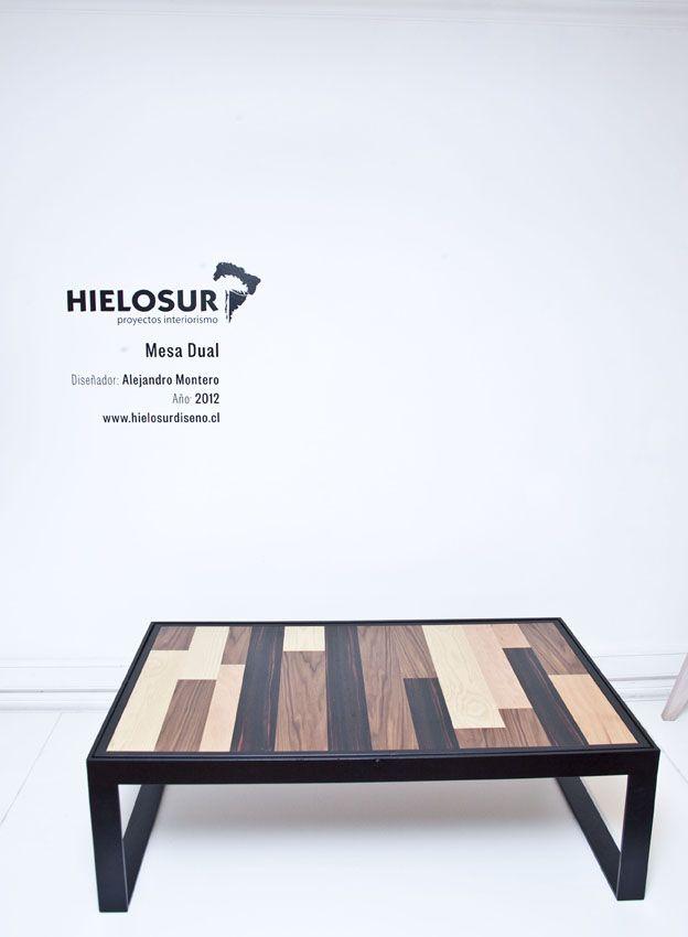 Mesa Dual Diseñador: Alejandro Montero Año 2012