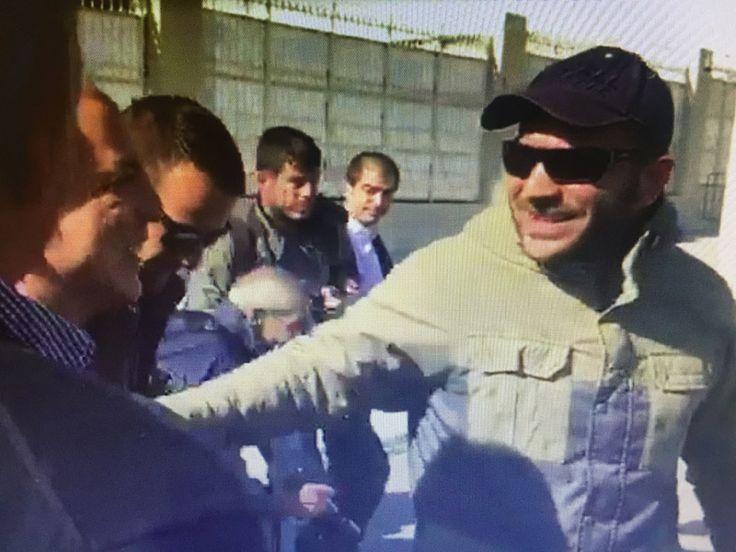 Στην ίδια ομάδα και ένας νεαρός που είχε συλληφθεί μαζί με μέλη της Συνωμοσίας Πυρήνων της Φωτιάς - «Ουδέν σχόλιον»... το σχόλιο του προέδρου της Βουλής
