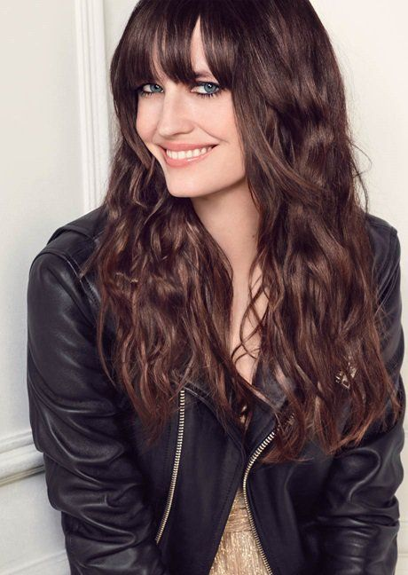 cabello de chicas francesas