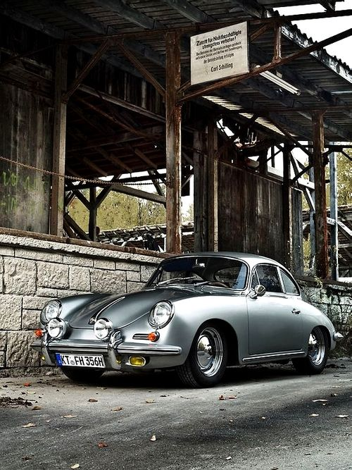 1963 Porsche 356B 1600 Super 90 Coupe | T6 Style | Luxury Sports Car