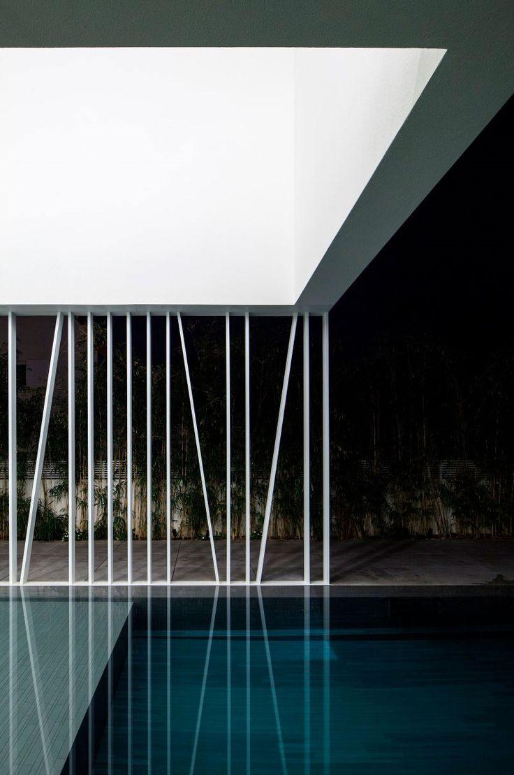 The White House Pitsou Kedem Architect