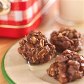 No Bake Chocolate Peanut Butter Drops: Butter Drop, Cookies, Peanuts, Oatmeal Ball, Fun Recipe, Chocolates Peanut Butter, Butter Chocolates, Chocolates Oatmeal, Chocolate Peanut Butter