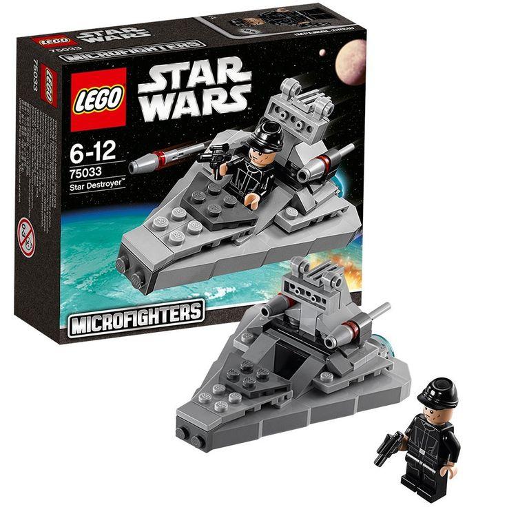 Lego Star Wars - 75033 - Jeu De Construction - Star Destroyer: Amazon.fr: Jeux et Jouets