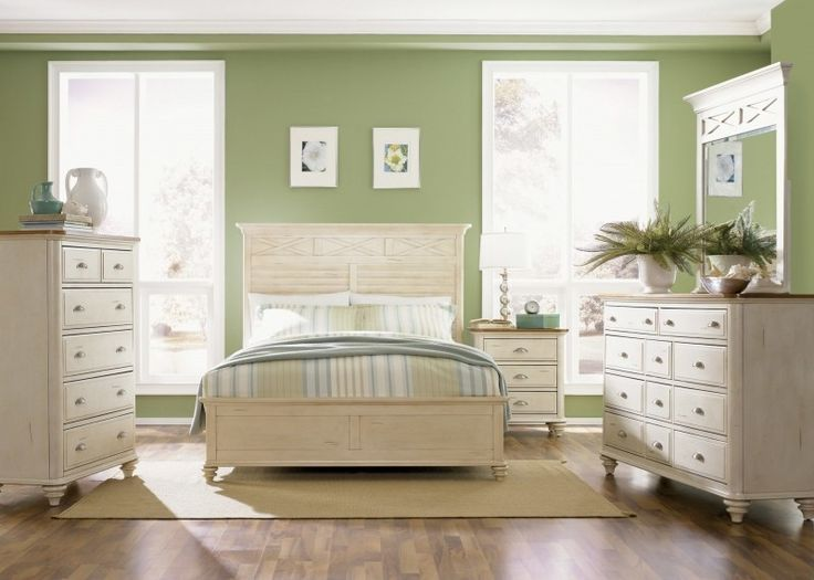 Beach Bedroom Furniture Sets. V1728 Emma King Bed. Full Size Of ...