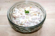 Alajuli: Majonézes kukorica saláta