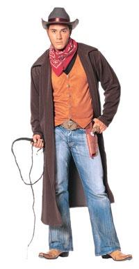 Gunslinger Adult Costume - Cowboy Costumes