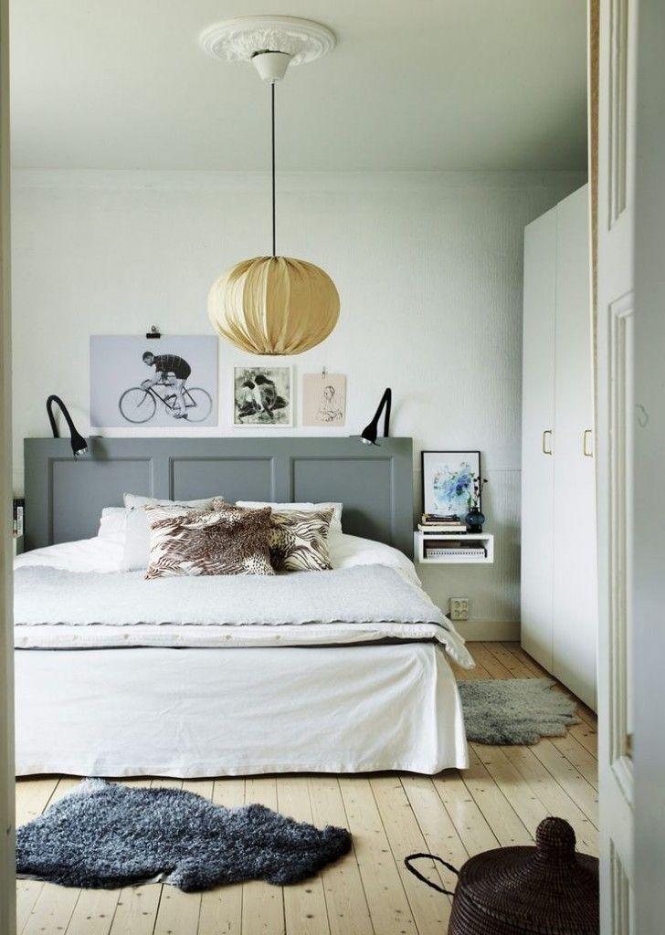 Las 25 mejores ideas sobre cabeceros de puerta en - Cabeceros de cama vintage ...