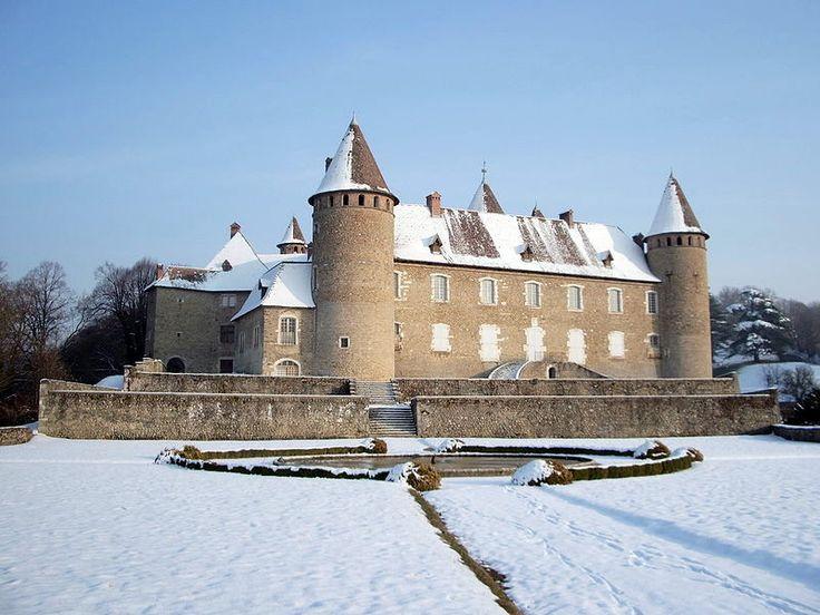 Château de Virieu - XIème siècle