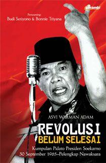 Revolusi Belum Selesai