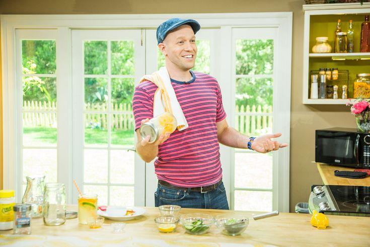 Recipes - Dan Kohler's Natural Sports Drink   Home & Family   Hallmark Channel