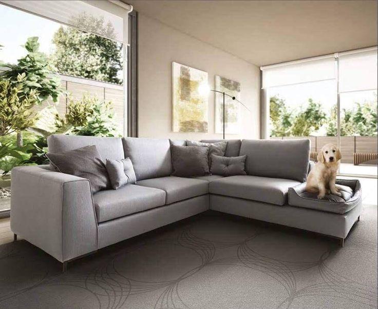 Da oggi esiste un divano realizzato per fare spazio anche alla cuccia del tuo cane o del gatto! I tuoi cuccioli saranno sempre con te e insieme potrete rilassarvi senza la preoccupazione di rovinare o sporcare il tessuto. Il divano e la cuccia sono entrambi rivestiti con uno speciale tessuto idrorepellente, smacchiabile e irrestringibile.Ti aspettiamo in Via Pieve Torina 80 Roma!