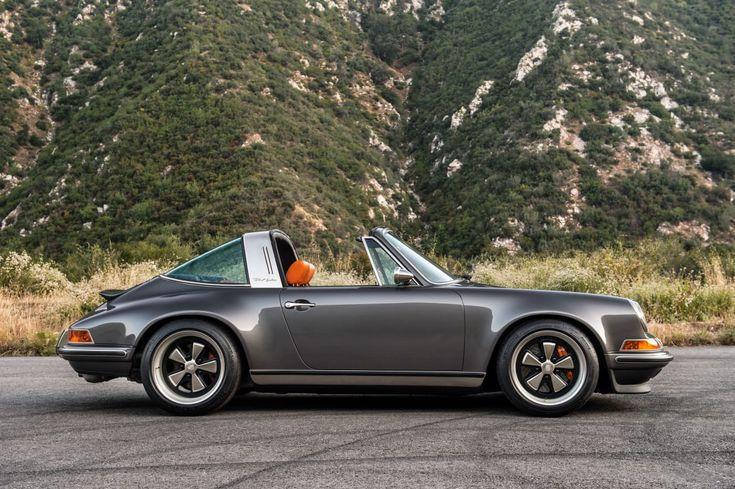 Dieser restaurierte Porsche 911 Targa = Unglaublich – Old Gold