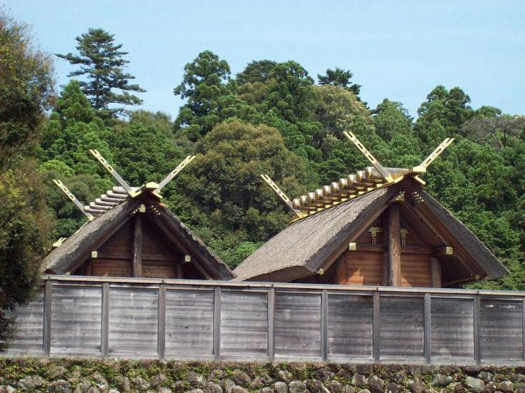 Naiku, Ise Grand shrine (Malinche)