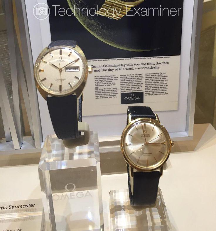 1967 Omega Automatic Seamaster Cosmic / 1963 Omega Automatic Seamaster DeVille #omega #seamaster #vintage #luxury #luxurywatches #watches #watchnerd #watchgeek