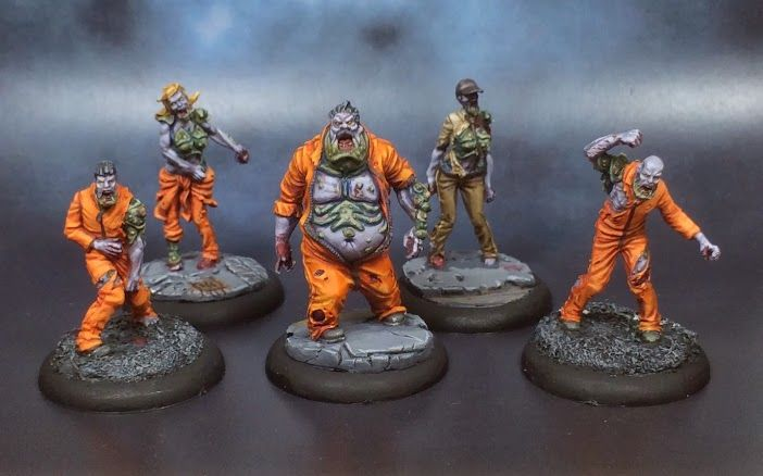 17 best images about zombicide on pinterest models for Table zombies pdf