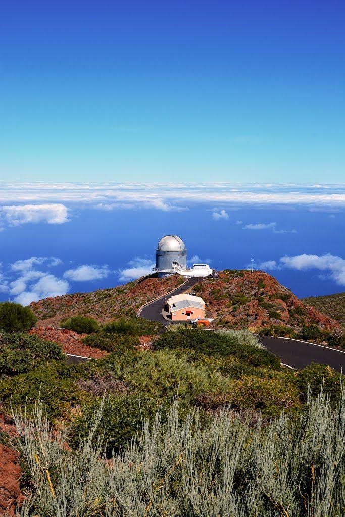 Roque de los Muchachos Observatory, La Palma, Canary Islands, Spain