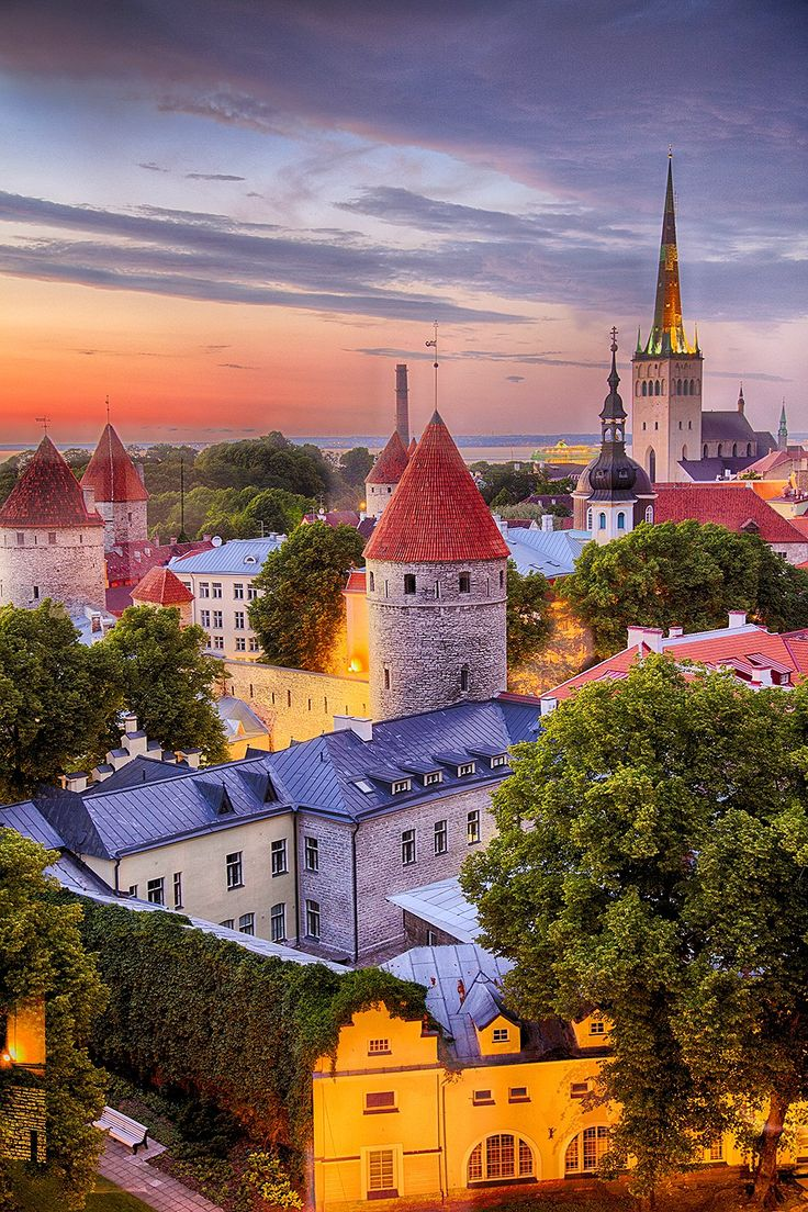 Tallinn, ESTONIA... Book & Visit ESTONIA now via www.nemoholiday.com or as alternative you can use estonia.superpobyt.com.... For more option visit holiday.superpobyt.com