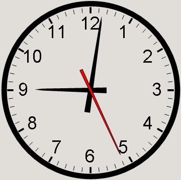 http://rosettacode.org/ - Clock in Mathematica