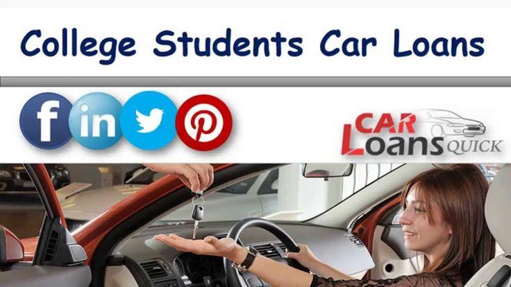 student car loan lenders